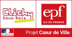 Projet Coeur de Ville Clichy-sous-Bois